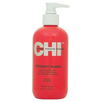 Straight Guard Smoothing Styling Cream Creme