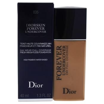 8e666af697 Christian Dior Diorskin Forever Undercover Foundation - 035 Desert Beige  Makeup