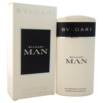 Bvlgari Man Shampoo and Shower Gel