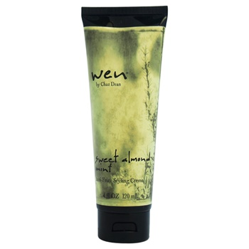 Wen Sweet Almond Mint Anti-Frizz Styling Cream