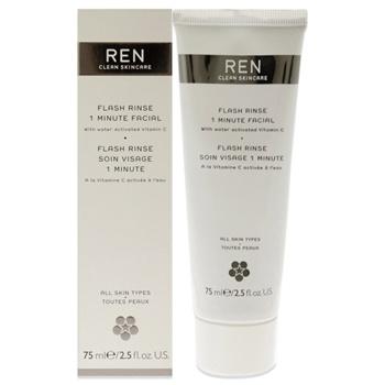 ren skincare flash rinse