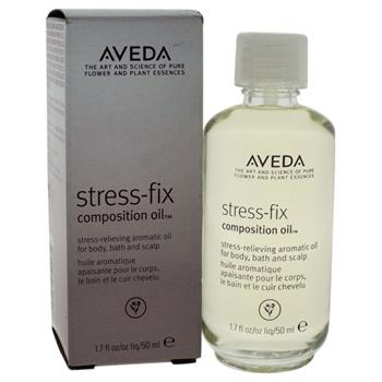Aveda Stress Fix Composition Oil - 50ml/1.7oz Sothys Clear & Comfort Serum 1oz