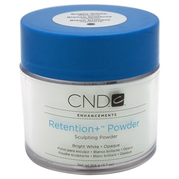 Retention + Powder Sculpting Powder - Bright White Nail Care