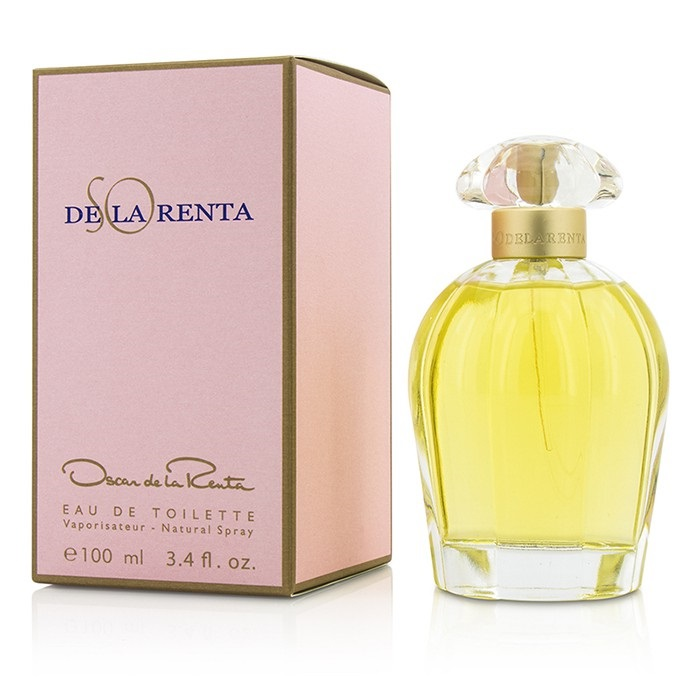 Oscar De La Renta So De La Renta EDT Spray