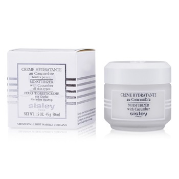 Sisley Botanical Creme Moisturizer With Cucumber (Jar)