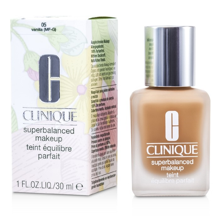 Clinique Superbalanced MakeUp - No. 05 Vanilla