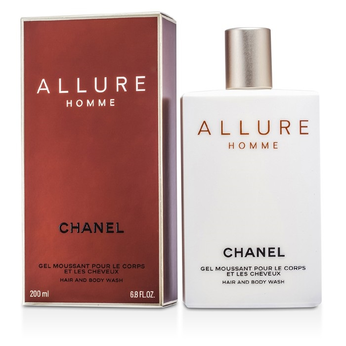 1d8539e0 Chanel Allure Hair & Body Wash (Made in USA) Men's Fragrance