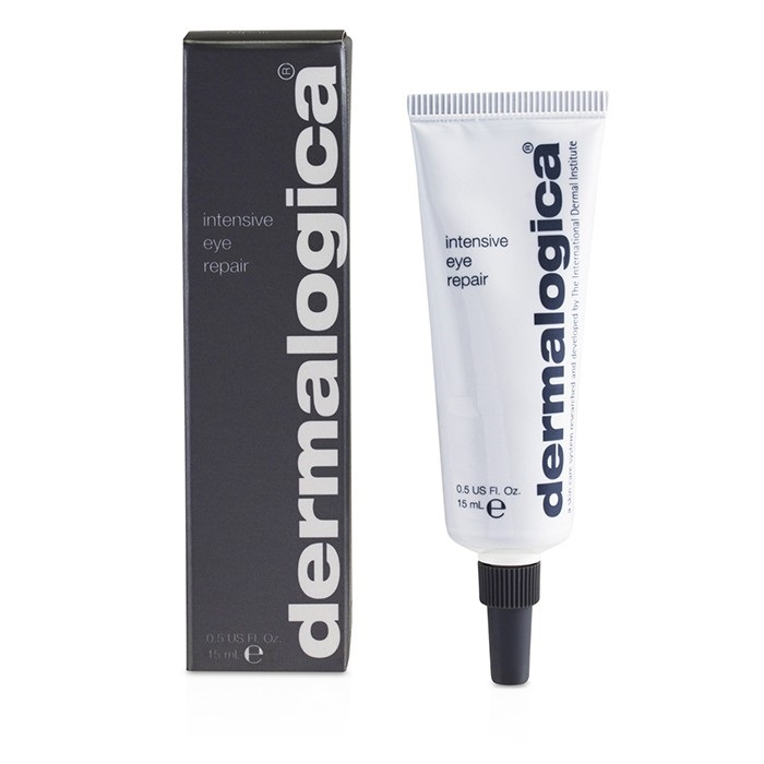 4 Pack - Dermalogica Intensive Eye Repair Cream 0.5 oz No. 155 Clay Mask by L:A Bruket, Detoxifying mask uses the absorbing power of Kaolin clay to cleanse and purify normal to oily skin. By LA Bruket
