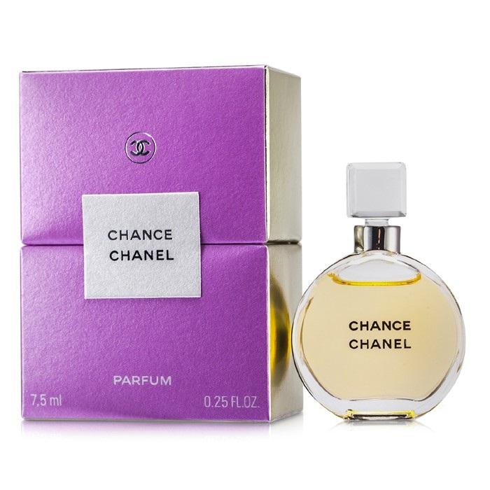 Chanel Chance Parfum Bottle The Beauty Club Shop Ladies Fragrance