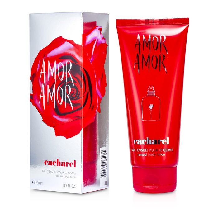 Cacharel Amor Amor Body Lotion