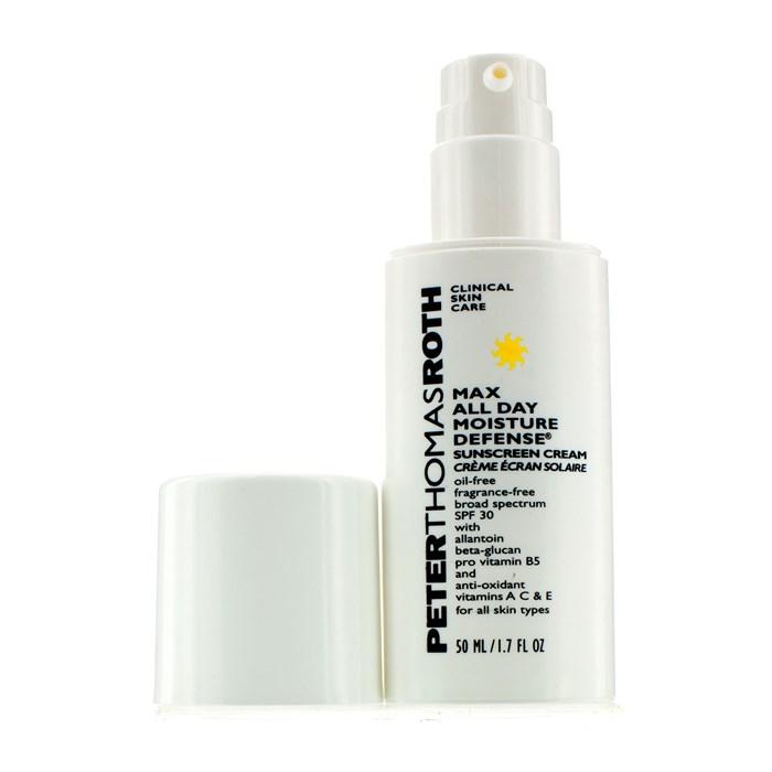 Peter Thomas Roth Max All Day Moisture Defense Cream SPF 30 50g/1.7oz V.C. Grapes- Skin Refining Sugar Scrub 8oz