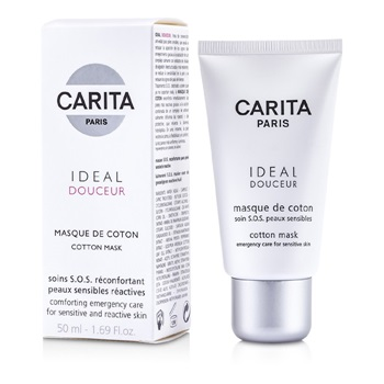 Carita Ideal Douceur Cotton Mask (Sensitive Skin)