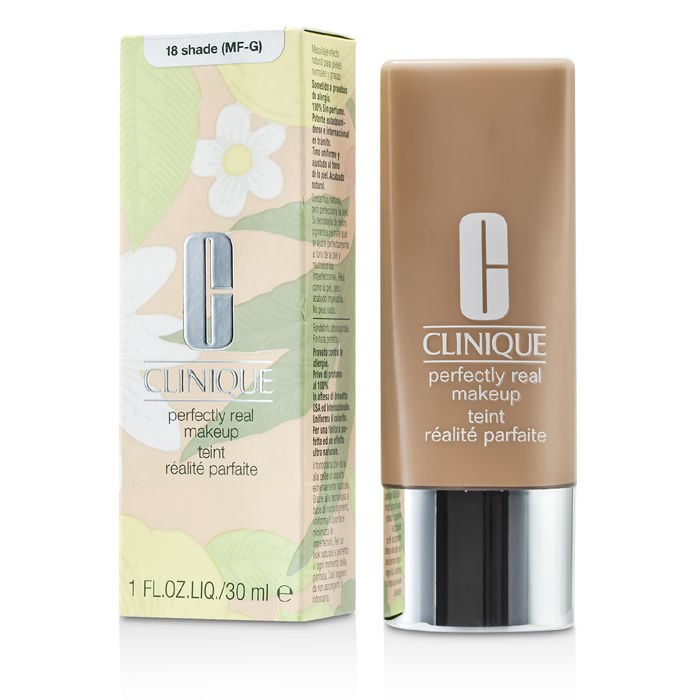 Clinique Perfectly Real MakeUp - #18G   The Beauty Club ... - photo #2