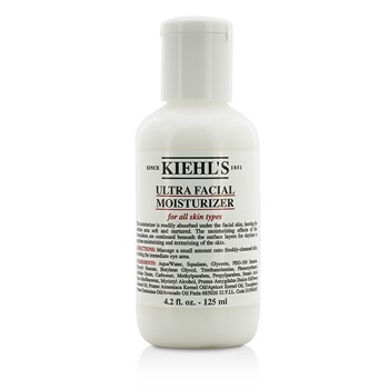 Kiehl's Ultra Facial Moisturizer - For All Skin Types
