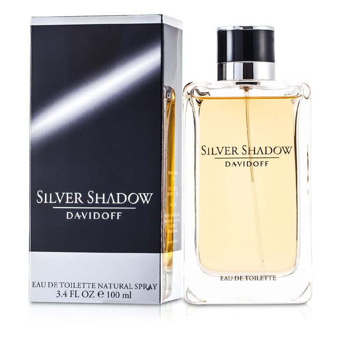 Davidoff Silver Shadow EDT Spray