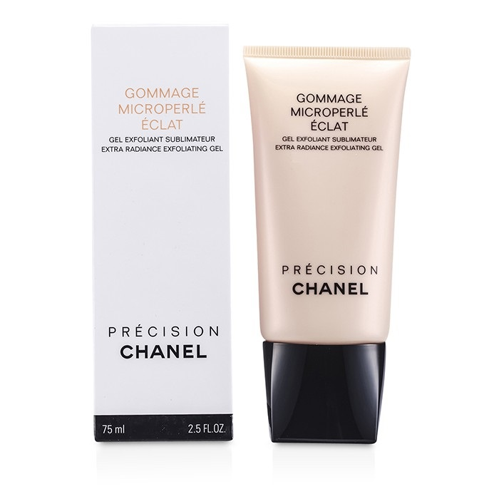Chanel Gommage Microperle Eclat Maxium Radiance Exfoliating Gel