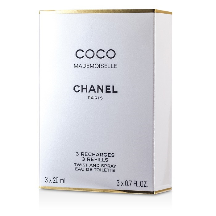 49e6c33bc88a Chanel Coco Mademoiselle Twist & Spray EDT Refill | The Beauty Club ...