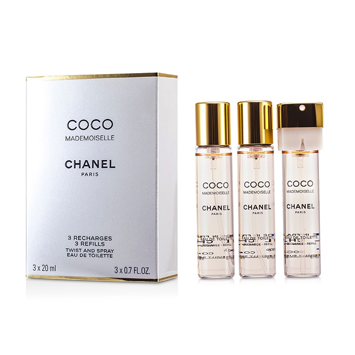 858767d1 Chanel Coco Mademoiselle Twist & Spray EDT Refill Ladies Fragrance