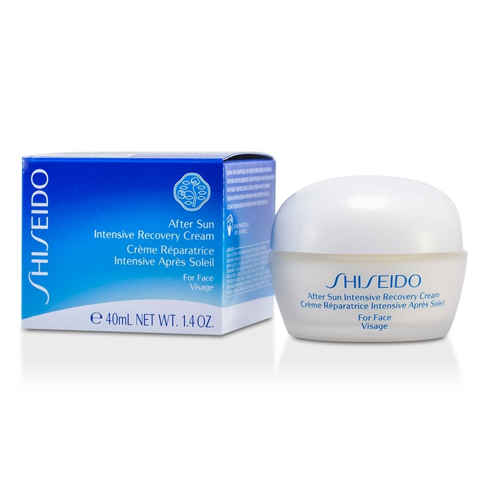 Shiseido After Sun Intensive Recovery Cream (For Face)