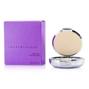 Chantecaille Compact Makeup Powder Foundation - Peach