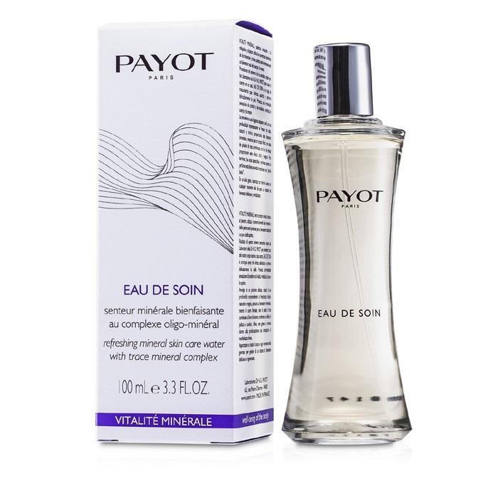 payot eau de soin mineral fragrance spray