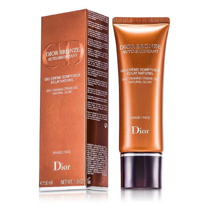 a25d7cf2 Christian Dior Dior Bronze Self Tanner Natural Glow For Face Skincare
