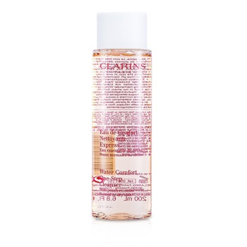 Clarins Water Comfort One Step Cleanser w/ Peach Essential Water (For Normal or Dry Skin)