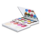 Arezia MakeUp Kit AZ 01205 (36 Colours of Eyeshadow, 4x Blush, 3x Brow Powder, 2x Powder)