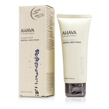 Ahava Deadsea Water Mineral Hand Cream