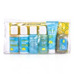 Bliss Lemon & Sage Sinkside Six Pack: Body Butter+Soapy Sap+Shampoo+Conditioner+Face Wash+Soap