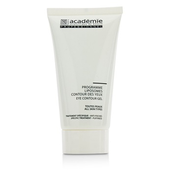 Academie Hypo-Sensible Decongesting Eye Contour Gel (Salon Size)