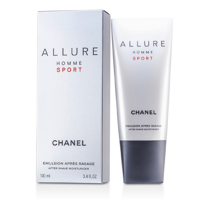 47b37ac0a3c1 Chanel Allure Homme Sport After Shave Moisturizer | The Beauty Club ...