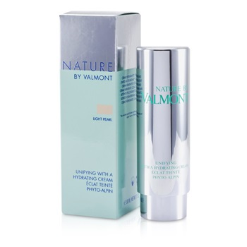 Valmont Nature Unifying With A Hydrating Cream - Light Pearl