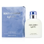 Dolce & Gabbana Homme Light Blue EDT Spray