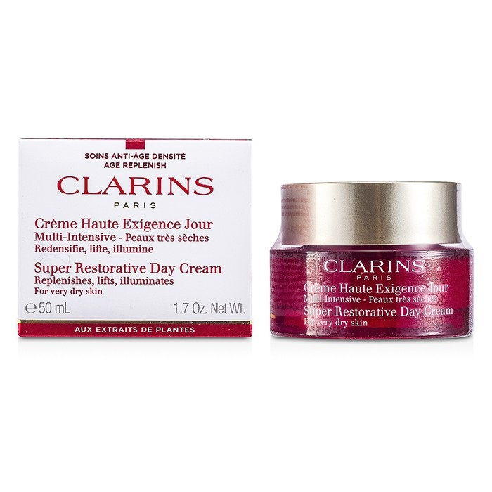 Clarins Super Restorative Day Cream (For Very Dry Skin)
