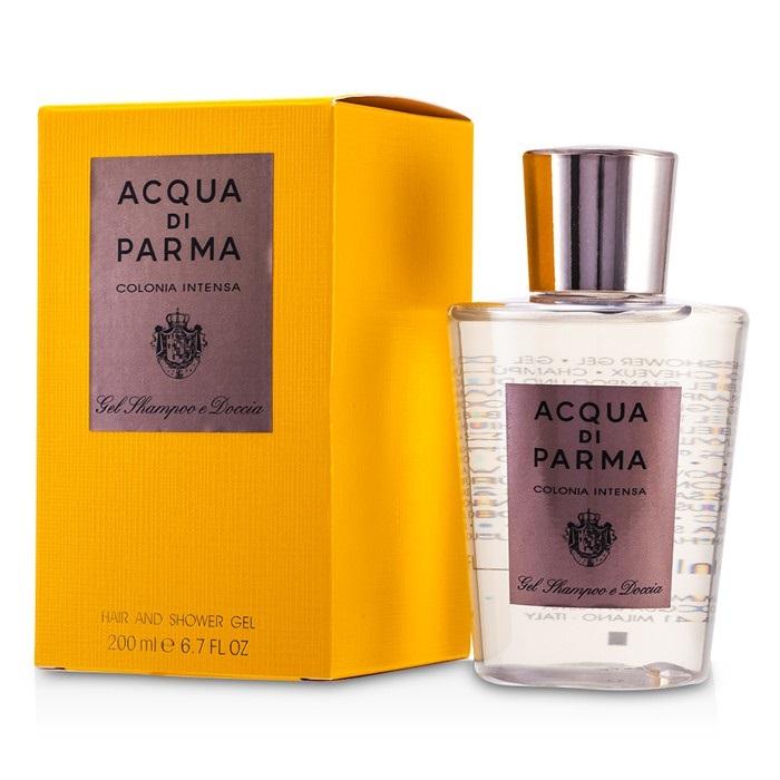 0042313a917a Details about Acqua Di Parma Colonia Intensa Hair   Shower Gel 200ml Mens  Perfume