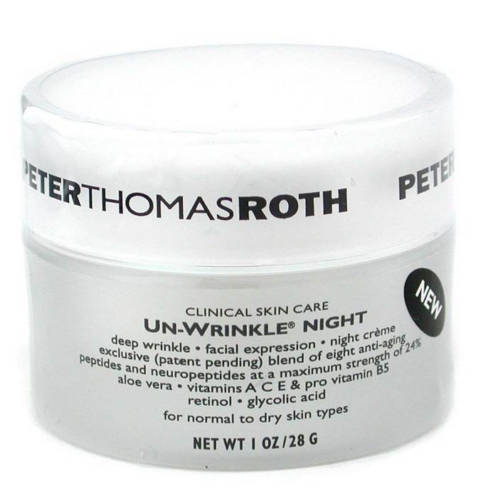 Peter Thomas Roth Un-Wrinkle Night Cream