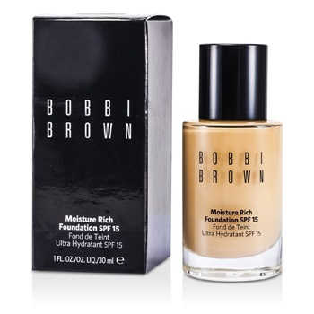 Bobbi Brown Moisture Rich Foundation SPF15 - #2 Sand