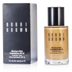 Bobbi Brown Moisture Rich Foundation SPF15 - #2.5 Warm Sand