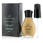 Vincent Longo Liquid Canvas Dew Finish Foundation SPF15 (Radiant Glow) - # 5 Medium Beige