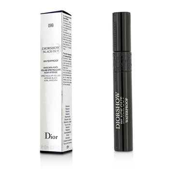 Christian Dior Diorshow Black Out Mascara Waterproof - # 099 Kohl Black