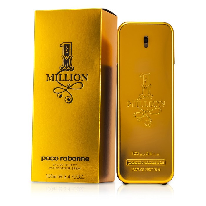 d385d63854 Details about NEW Paco Rabanne One Million EDT Spray 100ml Perfume