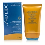 Shiseido Tanning Cream SPF 6 (For Face)