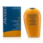 Shiseido Tanning Emulsion SPF 6 (For Face & Body)