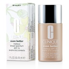 Clinique Even Better Makeup SPF15 (Dry Combination to Combination Oily) - No. 06 Honey