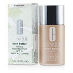 Clinique Even Better Makeup SPF15 (Dry Combination to Combination Oily) - No. 01/ CN10 Alabaster