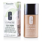 Clinique Even Better Makeup SPF15 (Dry Combination to Combination Oily) - No. 04 Cream Chamois 6MNY-04