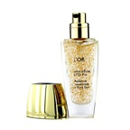 Guerlain L'Or Radiance Concentrate with Pure Gold Makeup Base
