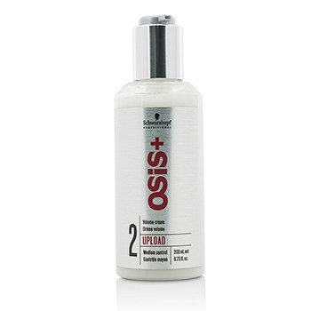 Schwarzkopf Osis+ Upload Lifting Volume Cream (Medium Control)