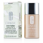 Clinique Even Better Makeup SPF15 (Dry Combination to Combination Oily) - No. 09/ CN90 Sand
